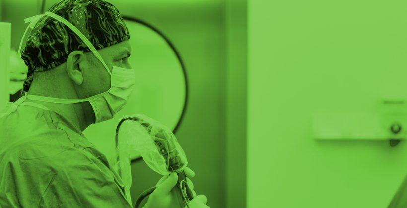 Endoskopowe udrożnienie dróg łzowych – dakrocystorinostomia