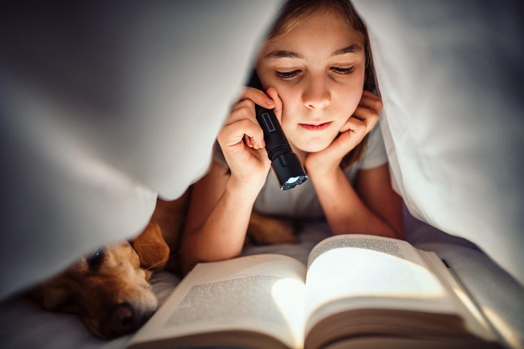 Problemy ze snem mają także dzieci