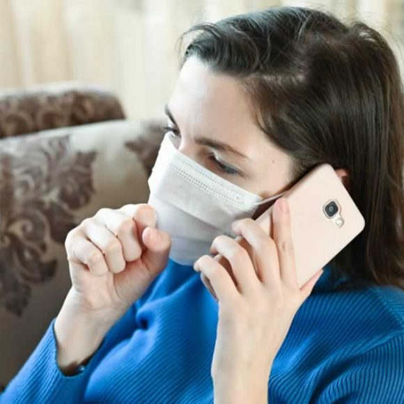 Laryngolog w czasie pandemii COVID-19