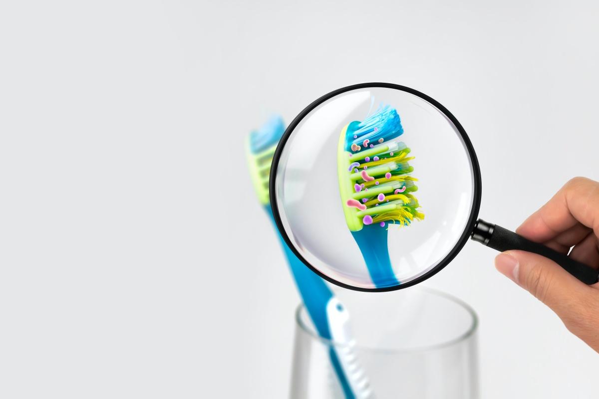paciorkowiec higiena jamy ustnej