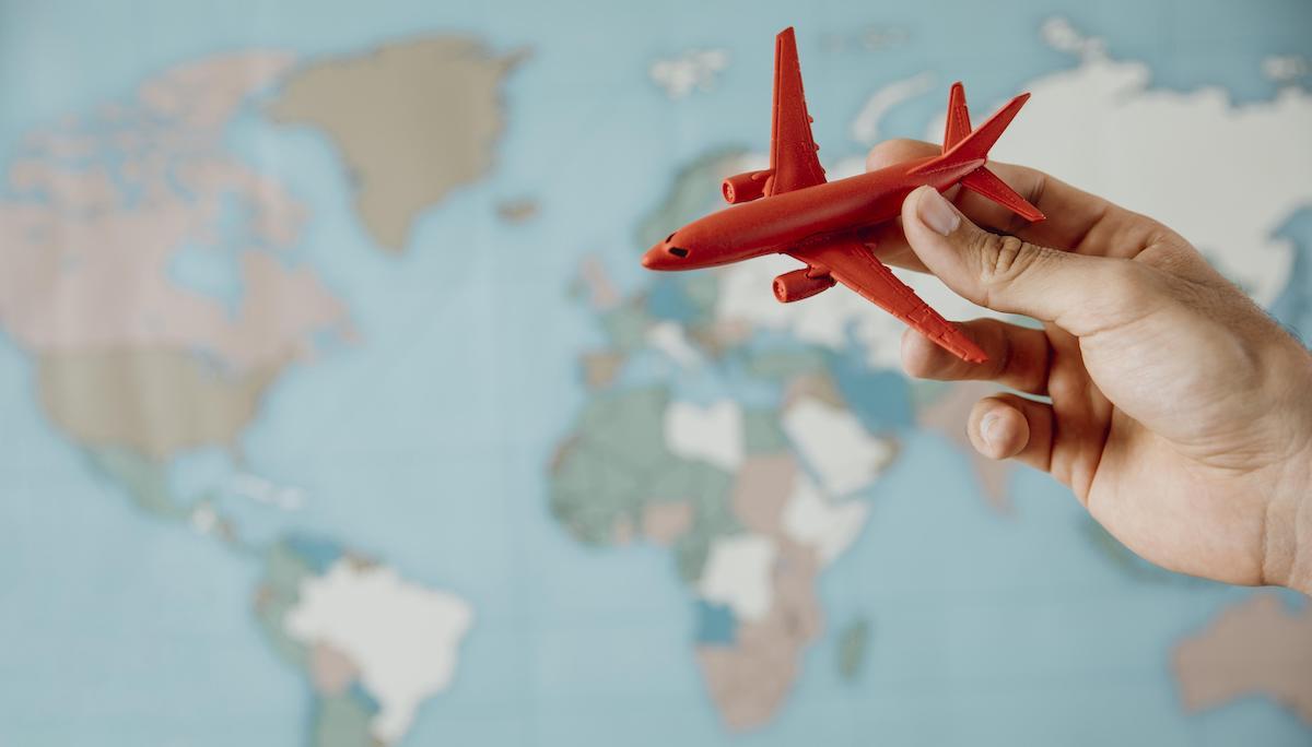 kiedy mogę lecieć samolotem po operacji nosa?