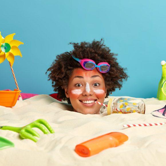 Opalanie skóry twarzy – czy to zdrowe?